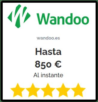 Créditos rápidos en wandoo.es