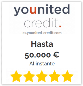 créditos rápidos en Younited Credit