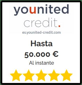 créditos rápidos en Younited Credit
